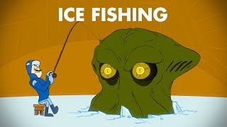 Repeat youtube video Ice Fishing : animated music video : MrWeebl