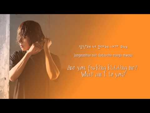 BTS (방탄소년단) - DANGER [Color coded Han | Rom | Eng lyrics]