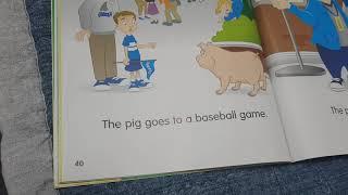 윤선생 영어읽기 파닉스월드 A Baseball Fan