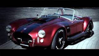 AK Sportscars - The AK 427 Factory Video