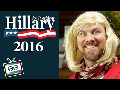 NEW - Hillary Clinton 2016 Presidential Ad