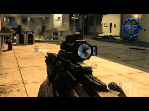 """""""Call of Duty: Black Ops 2 GAMEPLAY"""" - Extended Footage Mission 1 - COD BO2 Official E3 2012 HD"""