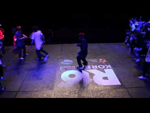 Rivers Crew Vs Jinjo Crew BBoy Championship World Series  R16 Korea 2011