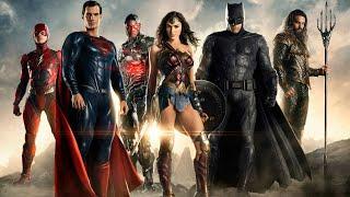 Justice League/Лига Справедливости 2017 Movie - Superhero Music Video.