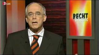 Computersicherheit - Ausgespäht und abgezockt: Recht Brisant, 13.12.2009