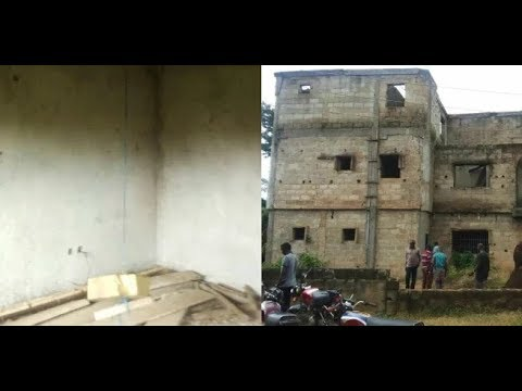 Ritualists' den discovered beside Ondo state House of Assembly (photo)