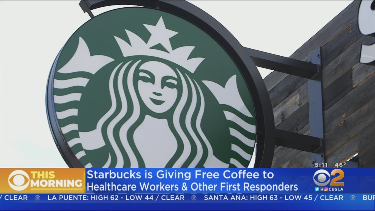 McDonald's is giving first responders and healthcare workers free ...