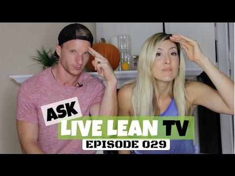 Should I Listen To My Trainer, Testosterone, Sushi | #AskLiveLeanTV Ep. 029