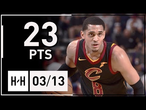 Jordan Clarkson's Game Highlights vs Suns (VIDEO) 23 Pts, 6/10 3pts