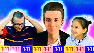 Baixar ХЕСУС СМОТРИТ: Кто умнее - Эльдар Джарахов или школьники? Шоу Иды Галич 1-11