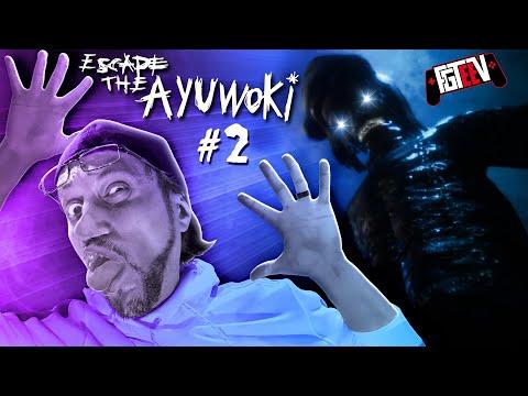 ESCAPE The AYUWOKI GAME RAGE QUIT!  (FGTEEV X MICHAEL JACKSON - ANNIE, ARE YOU OK? Gameplay/Skit)