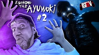 ESCAPE the AYUWOKI GAME RAGE QUIT!  (FGTEEV x MICHAEL JACKSON - ANNIE, ARE YOU OK? Gameplay/Skit)