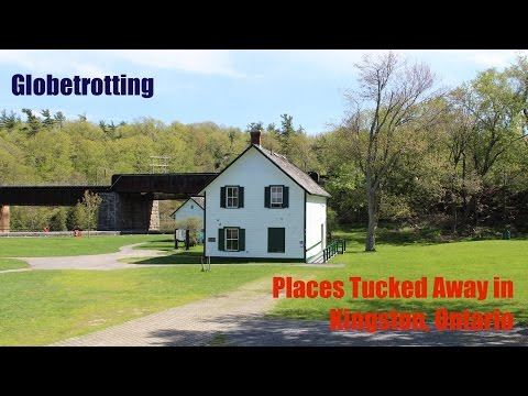 Places Tucked Away in Kingston, Ontario Rideau Canal | Fishing | Rock Climbing and Waterfalls