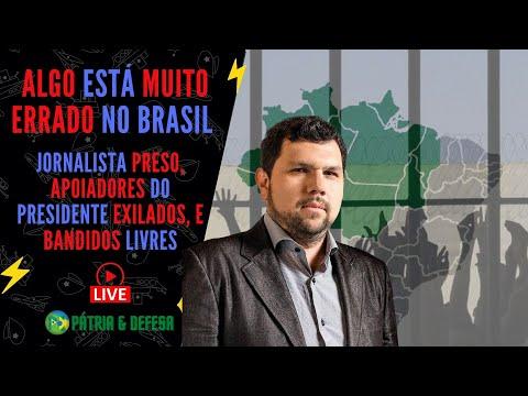 Patriota Algum Merece Este Destino - Liberdade e Justiça ao Jornalista Oswaldo Eustáquio.