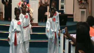 REV. EDWARD J. HEATH /Mount Hebron Missionary Baptist Church/ / VIDEO BY: LARRY B. MOORE