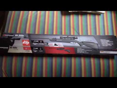comprando un rifle de aire comprimido en colombia