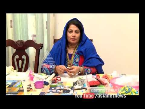 Asma Shamsudheen; Handicraft Expert housewife in Oman | Gulf Roundup 4 Feb 2016