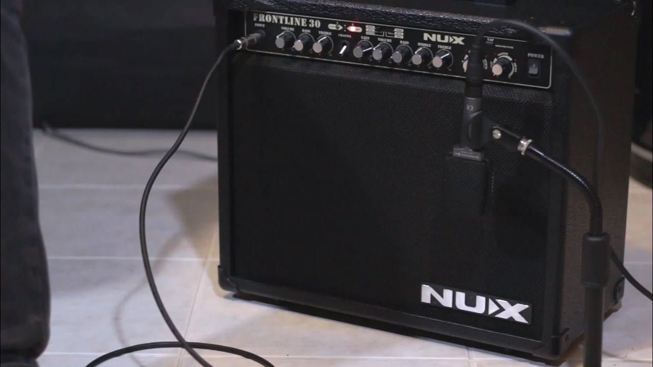 NUX-FrontLine 15 Combo Amplifier – Gitarrenwelt Christoph Herwarth
