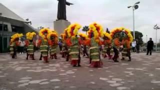 Danza Guadalupana del Colegio Juan Pablo...