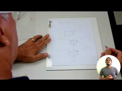 Видео Curso tecnico em desenho