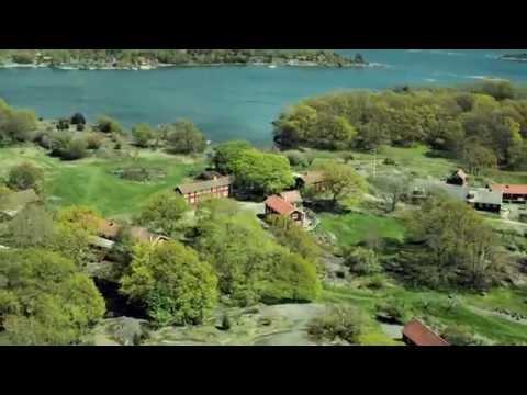 Blekinge från ovan (svensk version)