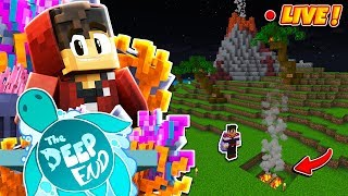 it's Fire Pit & ShipWreck Day! (Deep End SMP)