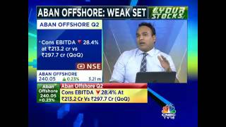 ABAN Offshore Puts Up A Weak Show In Q2