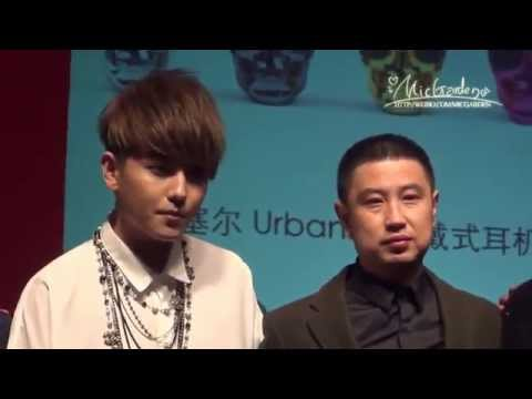 [141111] M.I.C. Steelo prize-giving @ 163 Campus Singing Competition (FanCam)