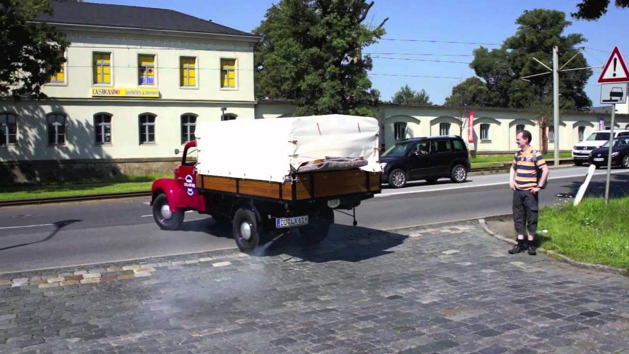 Oldtimer Rally - Sachsen Classic 2011