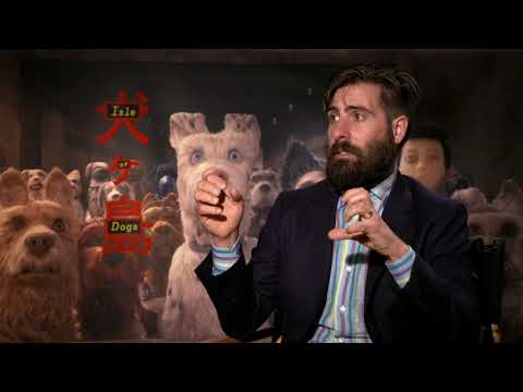 Isle of Dogs: Writer Jason Schwartzman  Movie