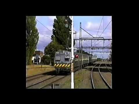 VIDEO 103, Journey Around the World 91a, Railway Caulfield, South Yarra, 16 Jan , 1990