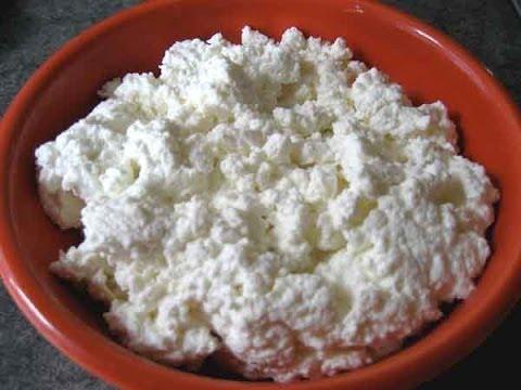 Prepara queso ricotta o requesòn  de manera casera