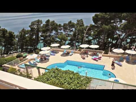 Bluesun Hotel Berulia****, Brela, Croatia