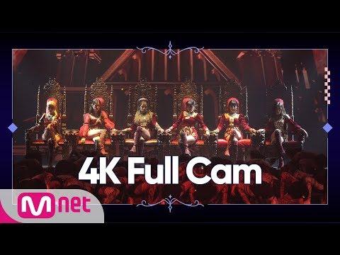 [Full CAM] ♬ LION - (여자)아이들((G)I-DLE) 4K 직캠 @ 퀸덤 FINAL 경연
