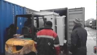Контейнерные перевозки оборудования(Специалисты Транспортной компании