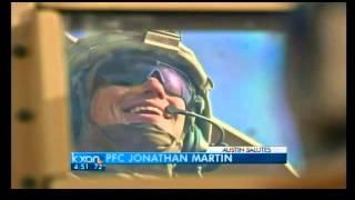Austin Salutes: Pfc. Jonathan Martin