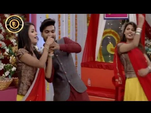 Chodi Jo Khanki Hathon Mein, Ravishing Dance Performance