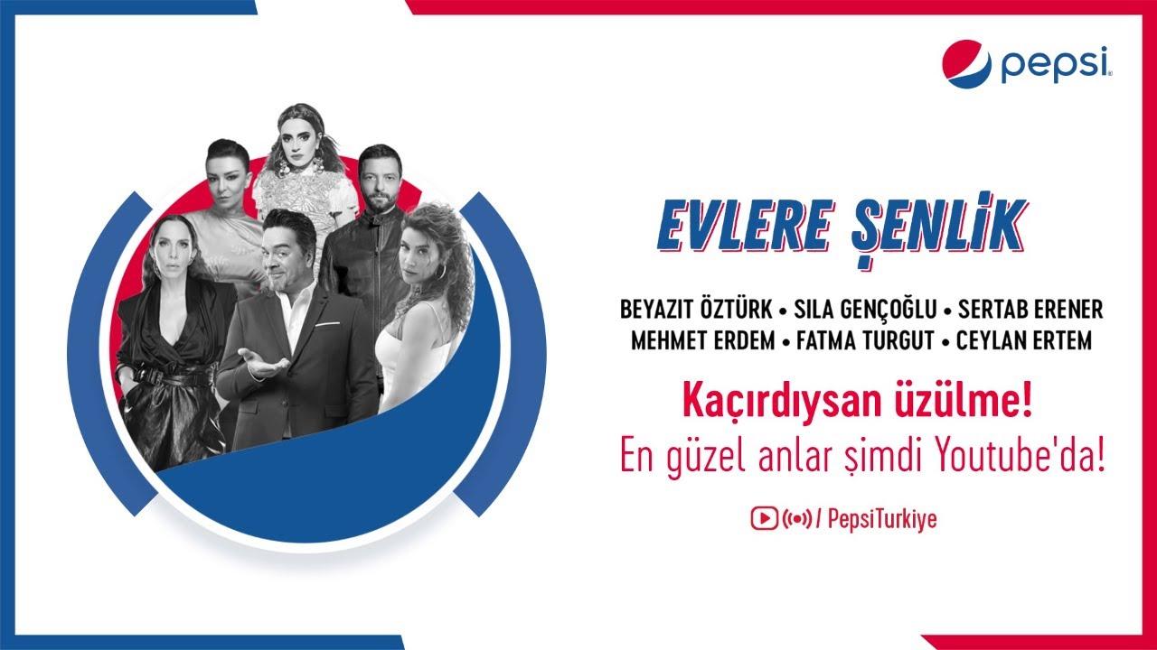 Türkiye'nin sevilen sanatçıları Evlere Şenlik online konseri ile evinizde!