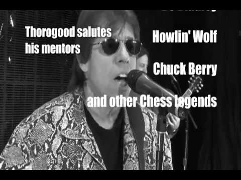 "George Thorogood and The Destroyers ""2120 South Michigan Avenue [Sizzle Reel]"""
