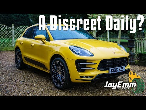 Porsche Macan Turbo: The Perfect Partner To A GT3? (First Drive)