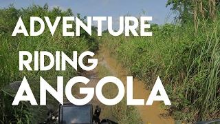 Angolan African mud Adventure!