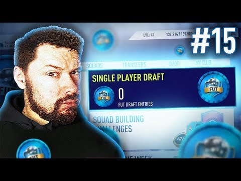 OFFLINE DRAFT PROFIT?! - #FIFA18 DRAFT TO GLORY #15