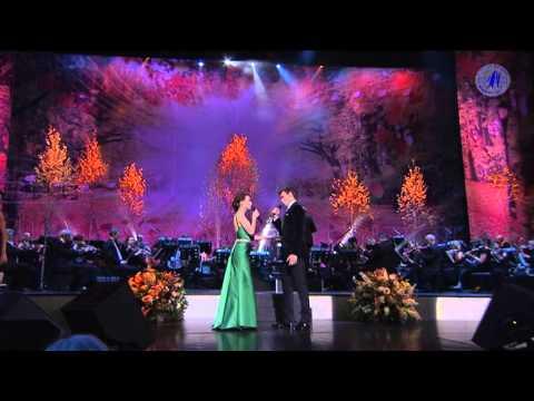 "A famous Russian romance ""Dark Eyes"" performed with a wonderful soprano Maria Elizarova."
