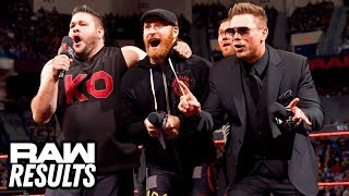 HUGE SHAKEUP! WWE Raw 4/16/18 Review & Results Going in Raw Podcast