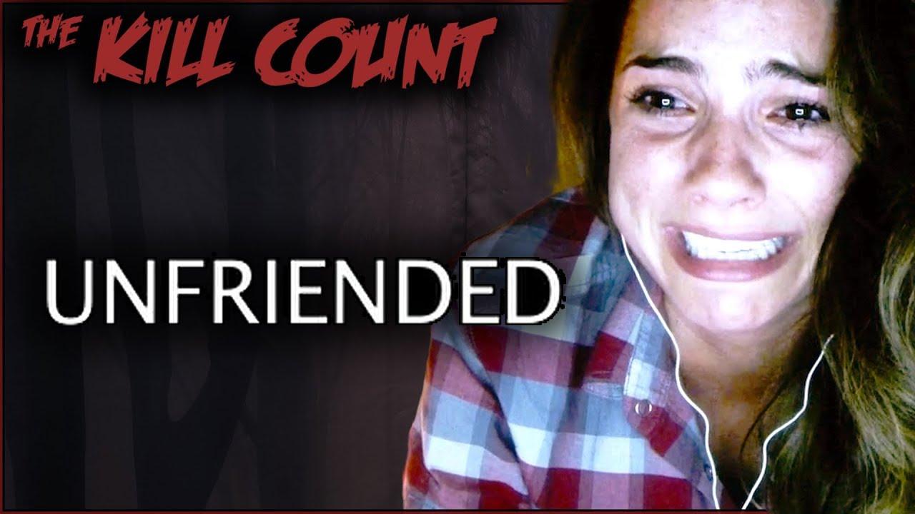 Unfriended (2014) KILL COUNT