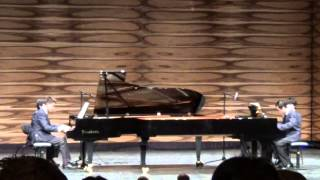 Mozart Piano Sonata for two pianos KV 448 in D Major, 1st movement