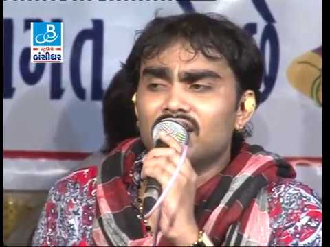 jignesh kaviraj na video mp3 & live program videos - maniraj barot shradhanjali