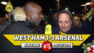West Ham 1-3 Arsenal | We Need To Go For It Against Man City! (Claude)