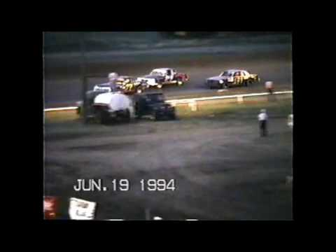 Wakeeney Speedway  June 19 1994 Stock Car Feature