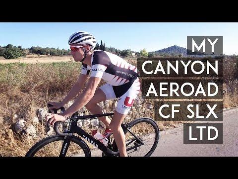 MY CANYON AEROAD CF SLX LTD 2016